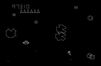 asteroids sprites player - photo #45